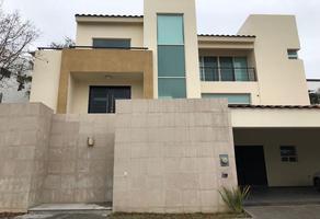 Foto de casa en renta en  , sierra alta 5 sector, monterrey, nuevo león, 0 No. 01