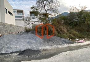 Foto de terreno habitacional en venta en  , sierra alta 9o sector, monterrey, nuevo león, 14650384 No. 01