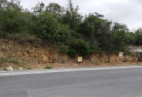 Foto de terreno habitacional en venta en  , sierra alta 9o sector, monterrey, nuevo león, 15653506 No. 01