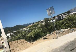 Foto de terreno habitacional en venta en  , sierra alta 9o sector, monterrey, nuevo león, 16254398 No. 01