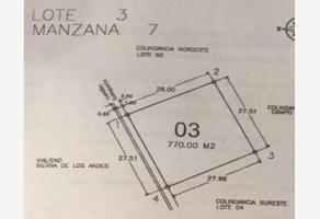 Foto de terreno habitacional en venta en sierra de los andes , montebello, torreón, coahuila de zaragoza, 12560105 No. 01