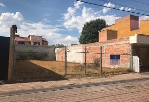 Foto de terreno habitacional en venta en sierra de los picachos , bosques del prado sur, aguascalientes, aguascalientes, 15130089 No. 01