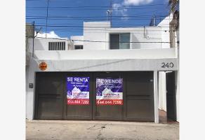 Foto de casa en renta en sierra del cobre 240, lomas 3a secc, san luis potosí, san luis potosí, 0 No. 01
