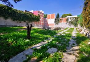 Foto de terreno industrial en venta en sierra fria 395, lomas de chapultepec ii sección, miguel hidalgo, df / cdmx, 16873990 No. 01