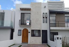 Foto de casa en condominio en venta en sierra gorda, real de juriquilla , real de juriquilla (diamante), querétaro, querétaro, 16792923 No. 01