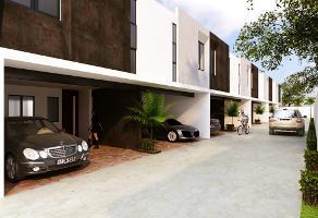 Foto de casa en condominio en venta en  , sierra papacal, mérida, yucatán, 0 No. 01