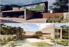 Foto de casa en venta en  , sierra papacal, mérida, yucatán, 17871132 No. 01