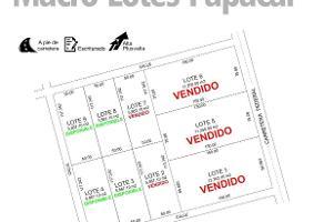 Foto de terreno habitacional en venta en  , sierra papacal, mérida, yucatán, 4904776 No. 01