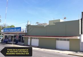 Foto de edificio en venta en simon bolivar , ignacio zaragoza, veracruz, veracruz de ignacio de la llave, 16854341 No. 01