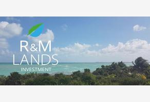 Foto de terreno comercial en venta en sin calle 1, isla blanca, isla mujeres, quintana roo, 0 No. 01