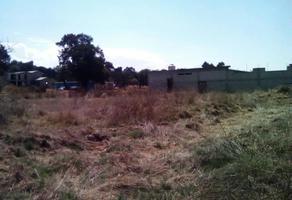 Foto de terreno habitacional en venta en sin nombre 1, cuatla, xaltocan, tlaxcala, 12900626 No. 01