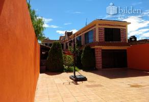 Foto de casa en renta en sin nombre 1, de analco, durango, durango, 9559951 No. 01