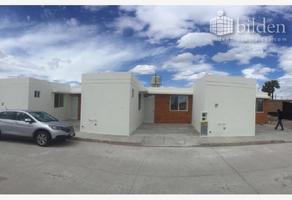 Foto de casa en venta en sin nombre 1, las nubes i, durango, durango, 6339690 No. 01