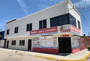 Foto de edificio en renta en sin nombre 1, los nogales, durango, durango, 8104080 No. 01