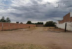 Foto de terreno comercial en renta en sin nombre 1, niños héroes de chapultepec, durango, durango, 9459356 No. 01