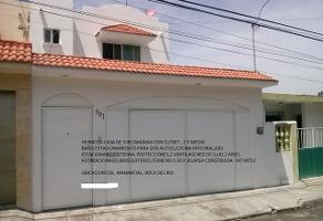Foto de casa en venta en sin nombre 216, el manantial, boca del río, veracruz de ignacio de la llave, 10767807 No. 01