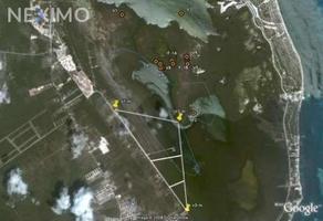 Foto de terreno industrial en venta en sin nombre , 23 de noviembre, isla mujeres, quintana roo, 5910476 No. 01