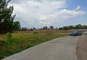 Foto de terreno habitacional en venta en sin nombre 6 , centro urbano, aculco, méxico, 0 No. 01