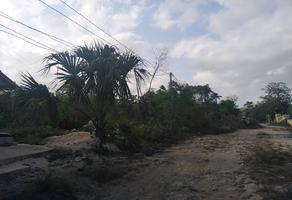 Foto de terreno habitacional en venta en sin nombre , abc, benito juárez, quintana roo, 0 No. 01