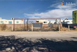 Foto de terreno comercial en venta en sin nombre , los cedros residencial, durango, durango, 20582034 No. 01