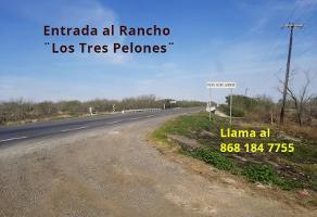 Foto de terreno comercial en venta en sin nombre , los cisnes, san fernando, tamaulipas, 12059558 No. 01