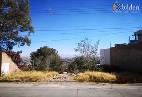 Foto de terreno habitacional en venta en sin nombre , los remedios, durango, durango, 18852664 No. 01