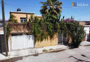 Foto de casa en venta en sin nombre , luis echeverría alvarez, durango, durango, 0 No. 01