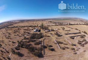 Foto de rancho en venta en sin nombre , rancho el apuro, durango, durango, 16817957 No. 01