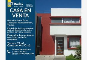 Foto de casa en venta en sin nombre , santa úrsula zimatepec, yauhquemehcan, tlaxcala, 0 No. 01