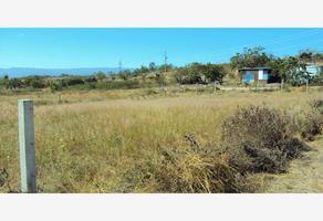 Foto de terreno habitacional en venta en sin nombre sin numero, santo domingo barrio alto, villa de etla, oaxaca, 19115720 No. 01