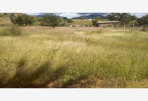 Foto de terreno habitacional en venta en sin nombre sin numero, tlalixtac de cabrera, tlalixtac de cabrera, oaxaca, 19207860 No. 01