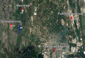 Foto de terreno comercial en venta en sin nombre , villas de altamira, altamira, tamaulipas, 5281733 No. 01