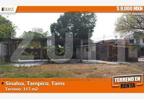 Foto de terreno habitacional en renta en sinaloa 242, méxico, tampico, tamaulipas, 0 No. 01