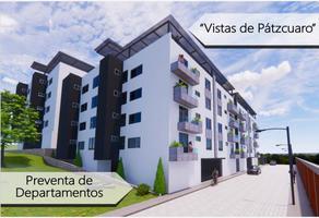 Foto de departamento en venta en sinaloa 35, san lázaro, pátzcuaro, michoacán de ocampo, 18964527 No. 01