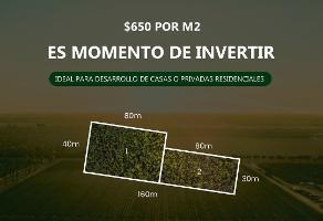 Foto de terreno habitacional en venta en  , sitpach, mérida, yucatán, 14303939 No. 01