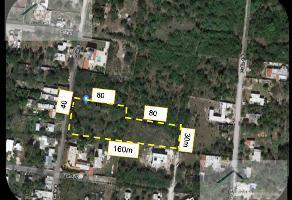 Foto de terreno habitacional en venta en  , sitpach, mérida, yucatán, 15140039 No. 01