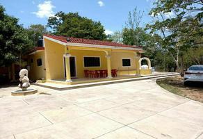 Foto de rancho en venta en  , sitpach, mérida, yucatán, 0 No. 01