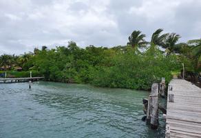 Foto de terreno habitacional en venta en sm 002 , bahía, isla mujeres, quintana roo, 18233872 No. 01