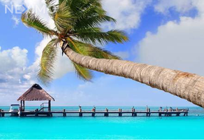 Foto de terreno habitacional en venta en s.m. 15 m2 102, isla blanca, isla mujeres, quintana roo, 20441132 No. 01