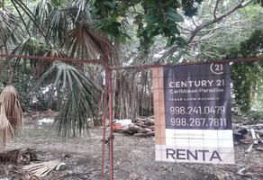 Foto de terreno habitacional en renta en sm 311 manzana 26 l4-02 alfredo bonfil 26 , colegios, benito juárez, quintana roo, 0 No. 01