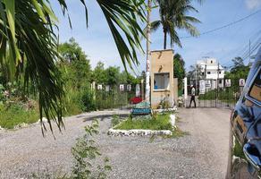Foto de terreno habitacional en venta en sm 313 manzana 103 lote 22 paseo del real , supermanzana 312, benito juárez, quintana roo, 0 No. 01