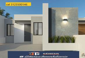 Foto de casa en venta en sn 0, puerta del sol, colima, colima, 16277372 No. 01
