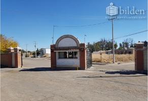Foto de terreno habitacional en venta en sn 1, campestre martinica, durango, durango, 11109075 No. 01
