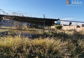 Foto de terreno comercial en venta en sn 1, ciudad industrial, durango, durango, 0 No. 01