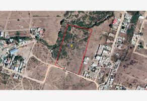 Foto de terreno habitacional en venta en sn 1, ciudad yagul, tlacolula de matamoros, oaxaca, 15246002 No. 01