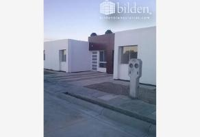 Foto de casa en venta en sn 1, fraccionamiento el soldado, durango, durango, 12468001 No. 01