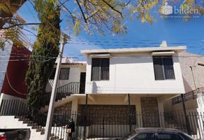 Foto de casa en venta en sn 1, lomas del parque, durango, durango, 12579114 No. 01