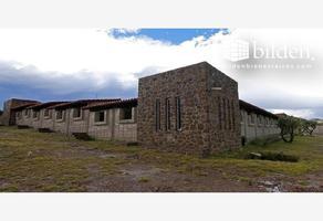 Foto de terreno habitacional en venta en sn 1, los agaves, durango, durango, 12575303 No. 01