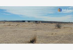 Foto de terreno comercial en venta en sn 1, méxico, durango, durango, 0 No. 01