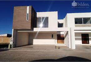 Foto de casa en renta en sn 1, residencial villa dorada, durango, durango, 12463362 No. 01